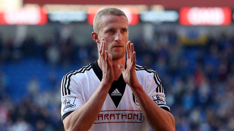 Hangeland spent six years at Fulham