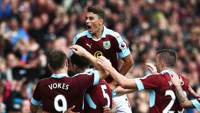 Burnley face fellow newly-promoted side Hull