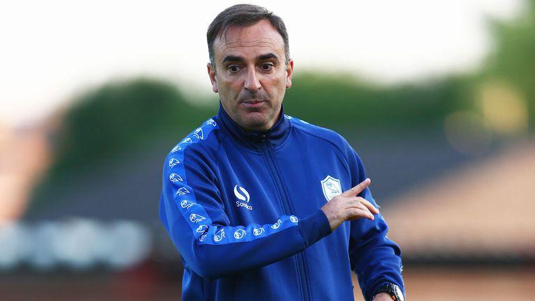 Sheffield Wednesday boss Carlos Carvalhal