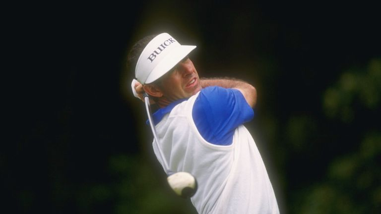 Chip Beck fired his 59 in Las Vegas, 14 years after Geiberger
