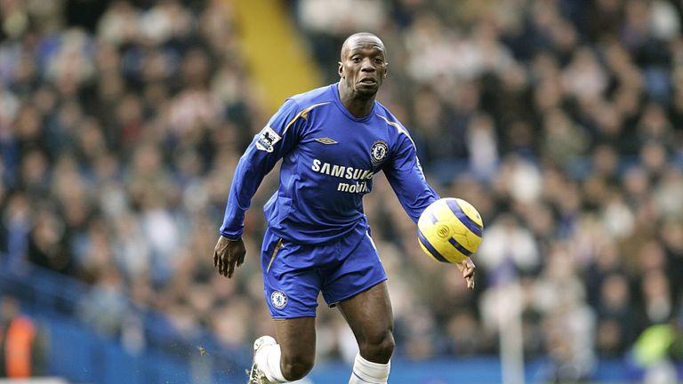 Chelsea fan favourite Claude Makelele acted as Bakayoko's mentor at Monaco