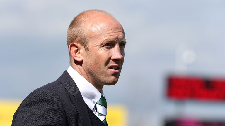 YEOVIL, ENGLAND - APRIL 23:  Yeovil Town manager Darren Way looks on during the Sky Bet League Two match between Yeovil Town and Northampton Town at Huish