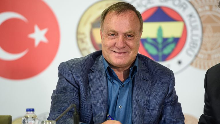 Van Basten`s exit follows on from Dick Advocaat's decision to quit and take over at Fenerbahce
