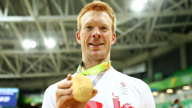 Ed Clancy is already targeting the 2020 Olympics