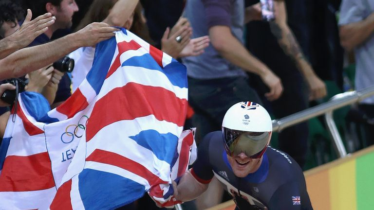 Clancy is keen to ride the team pursuit and omnium in Rio