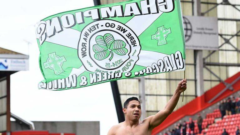 Emilio Izaguirre: Ex-Celtic player injured in Honduras riot which leaves three dead | Football News |