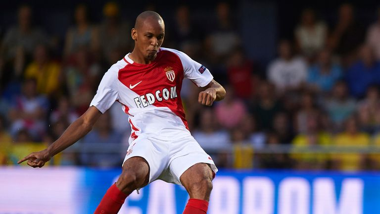 Monaco won 2-1 at Villarreal in their first keg