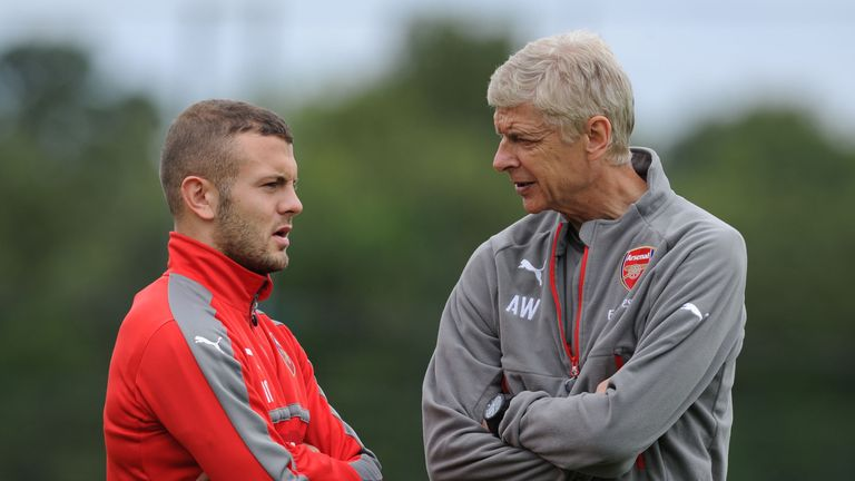 Wilshere has less than 48 hours to find a new club before Wednesday's transfer deadline