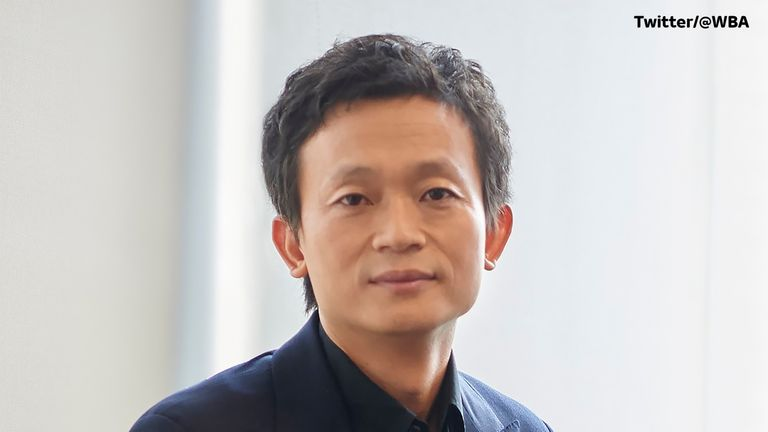 Chinese businessman Guochuan Lai is the new owner of West Bromich Albion