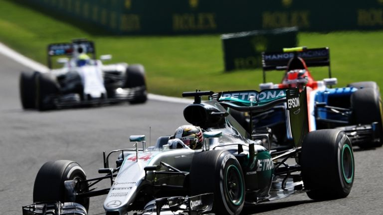 Formula 1 has been taken over by US firm Liberty Media