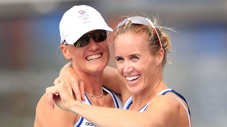 Helen Glover and Heather Stanning were among the GB rowing gold medalists but the sport missed it's Rio 2016 target