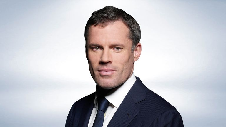 **DO NOT USE**  OUTDATED HERO IMAGERY Generic Jamie Carragher image
