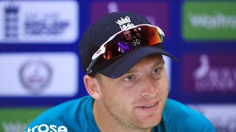 Jos Buttler will take over as England skipper for the one-day leg of England's tour of Bangladesh