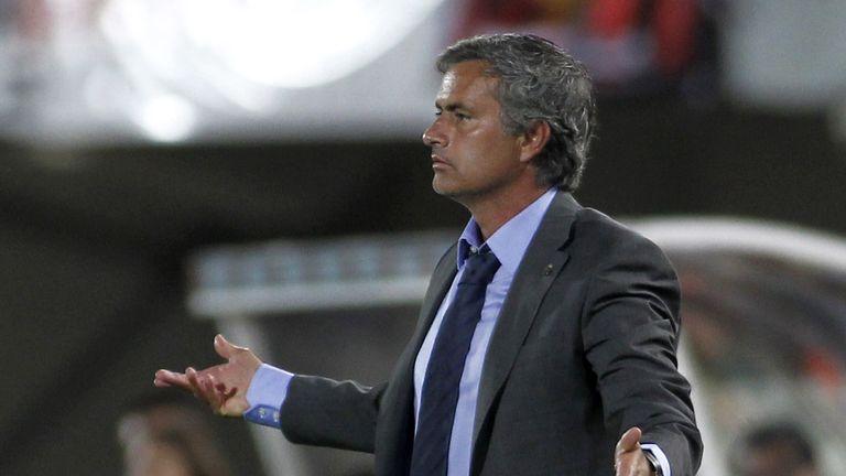 Mourinho's long unbeaten streak came to an end at the Bernabeu