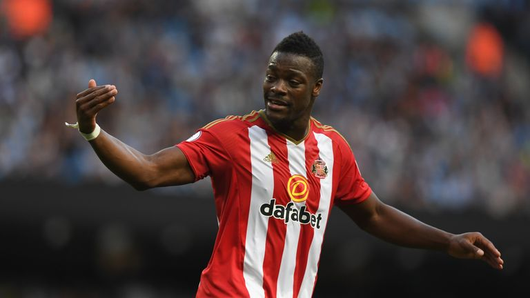 Lamine Kone has impressed since joining Sunderland in January