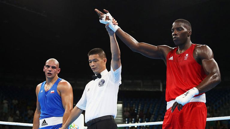 The 24-year-old was among an elite crop of fighters at the Rio Olympics