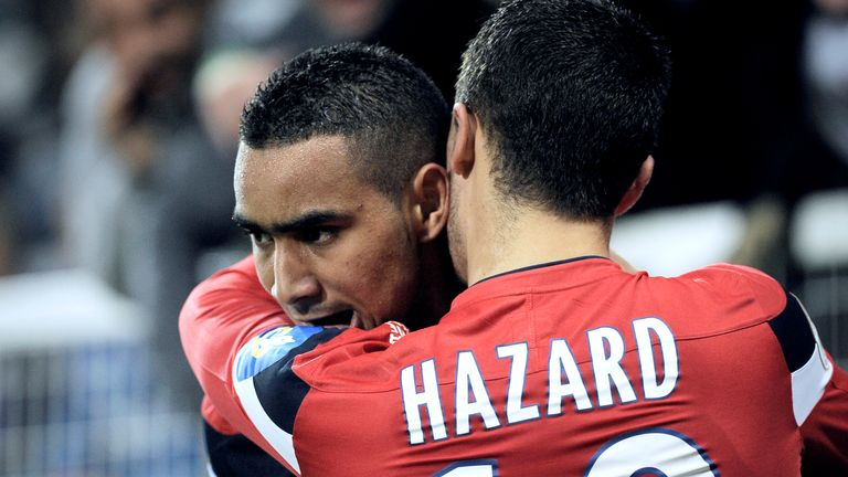 Payet made a slow start to life at Lille alongside Hazard in 2011