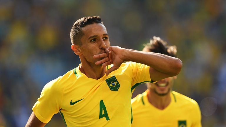 Marquinhos was on the scoresheet in the second half