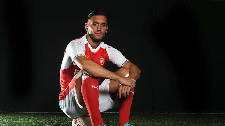 Arsenal have paid a reported fee of £17.1 m for the Spaniard