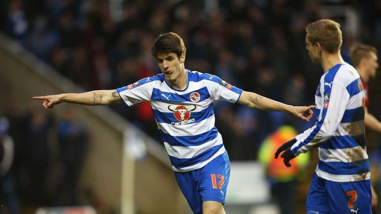 Lucas Piazon was on loan at Reading last season