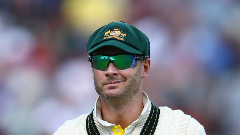 Former Australia captain Michael Clarke says the team will win nothing being nice