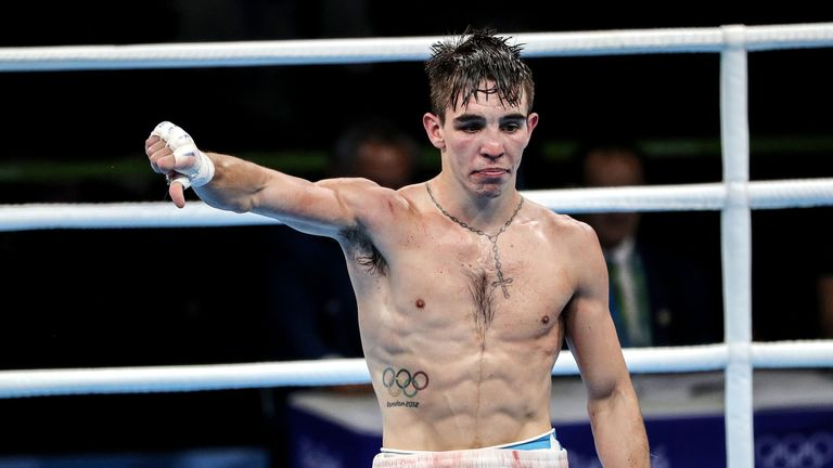Michael Conlan was disgusted by the decision to award fight to opponent Vladimir Nikitin