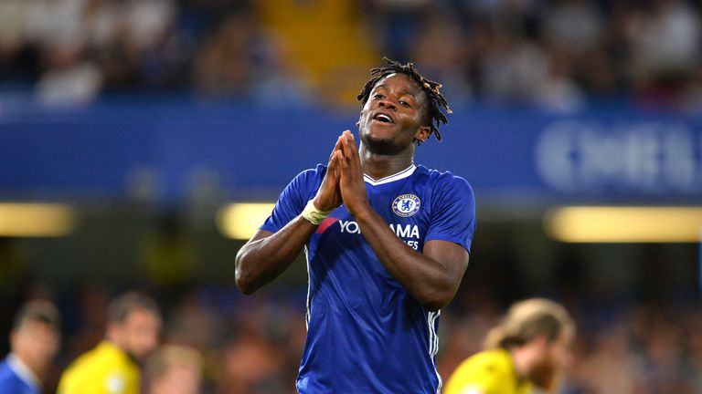 West Ham will make a move for Michy Batshuayi this window