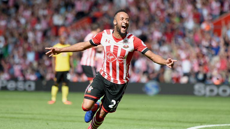 Nathan Redmond scored on his Southampton debut