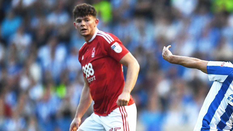 Oliver Burke's form for Nottingham Forest has earned him a big-money move