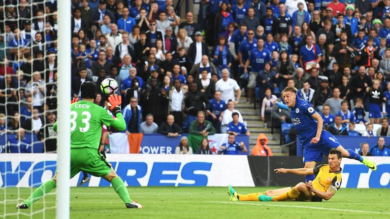 Leicester are without a win so far this season