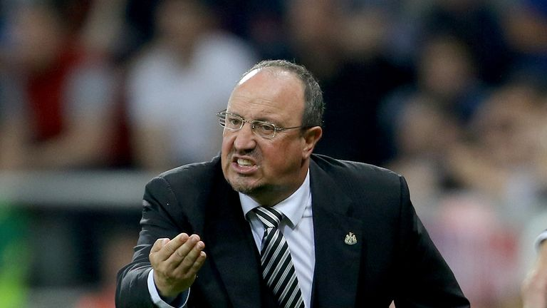 Image result for newcastle united benitez