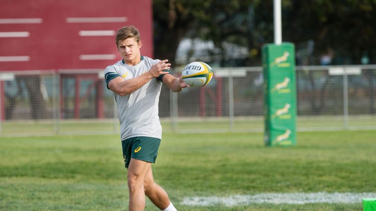 Lambie could have one more Currie Cup game for the Sharks to improve his fitness levels