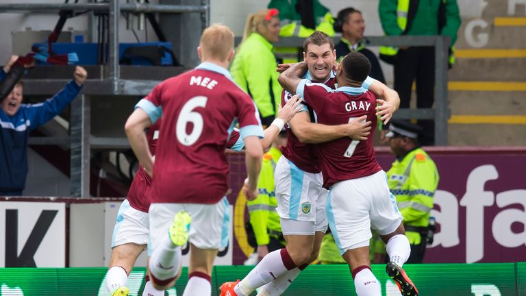 Burnley defeated Liverpool at Turf Moor last season