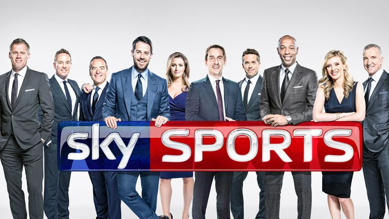 The new line up for Sky Sports' biggest Premier League season