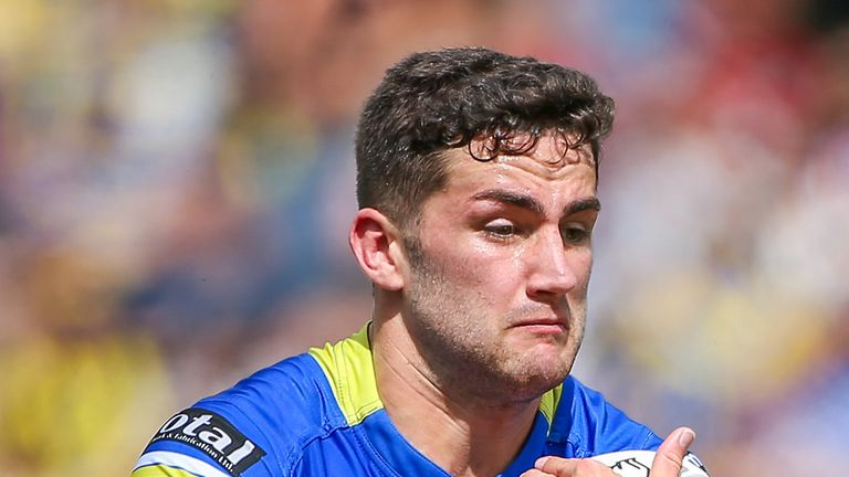 Toby King overcame an early-season injury lay-off to star for the Wolves in their Challenge Cup semi-final on Saturday