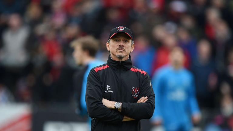 Ulster Director of Rugby Les Kiss has welcomed the arrival of Peikrishvili