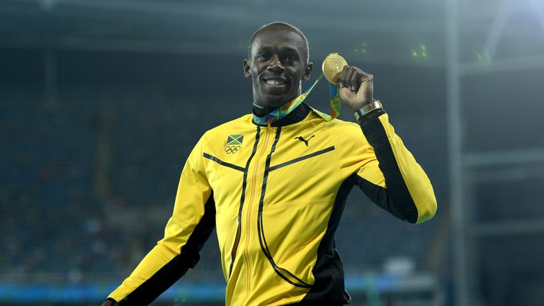 Usain Bolt cemented his legacy as a true Olympic legend at the Rio Games
