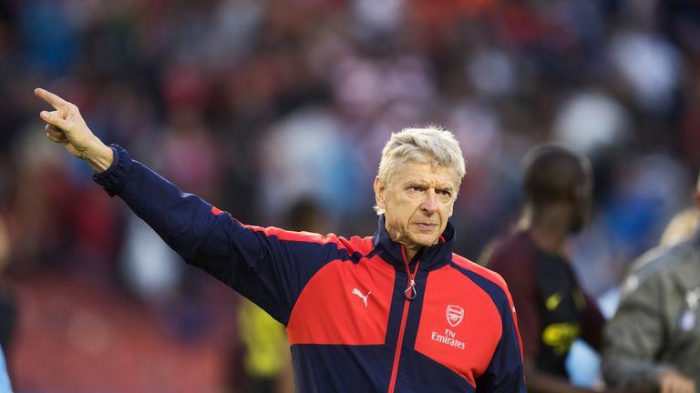 What does Arsene Wenger need to do before the transfer deadline?