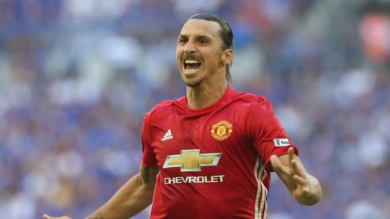 Ibrahimovic says he is not arrogant, just confident