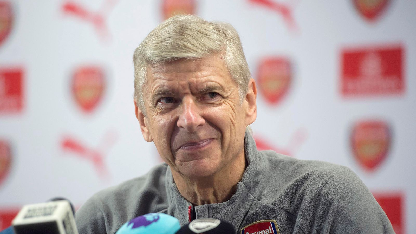 Arsene Wenger open to managing England 'one day'   Football
