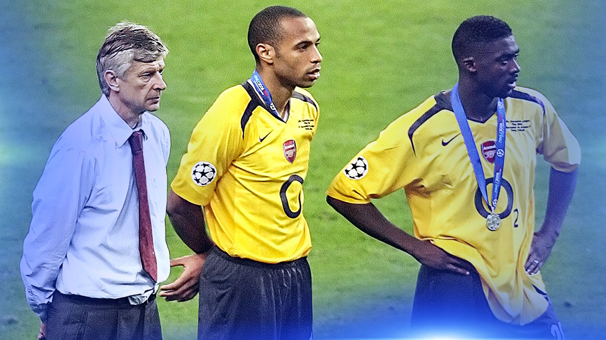 arsene wenger s arsenal still showing scars from 2006 champions league final defeat football news sky sports 2006 champions league final defeat