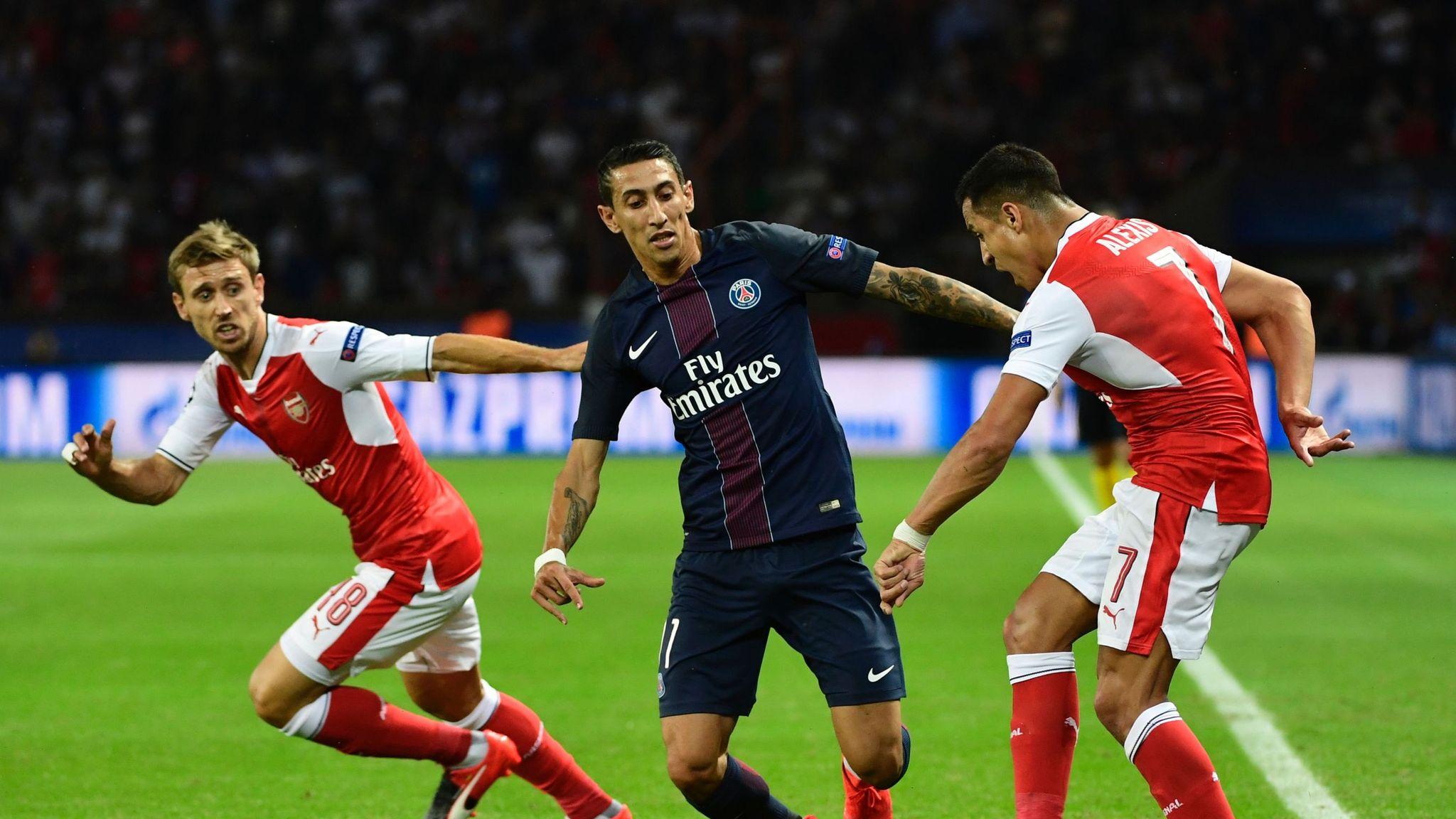 Live Match Preview Arsenal Vs Psg 23 11 2016
