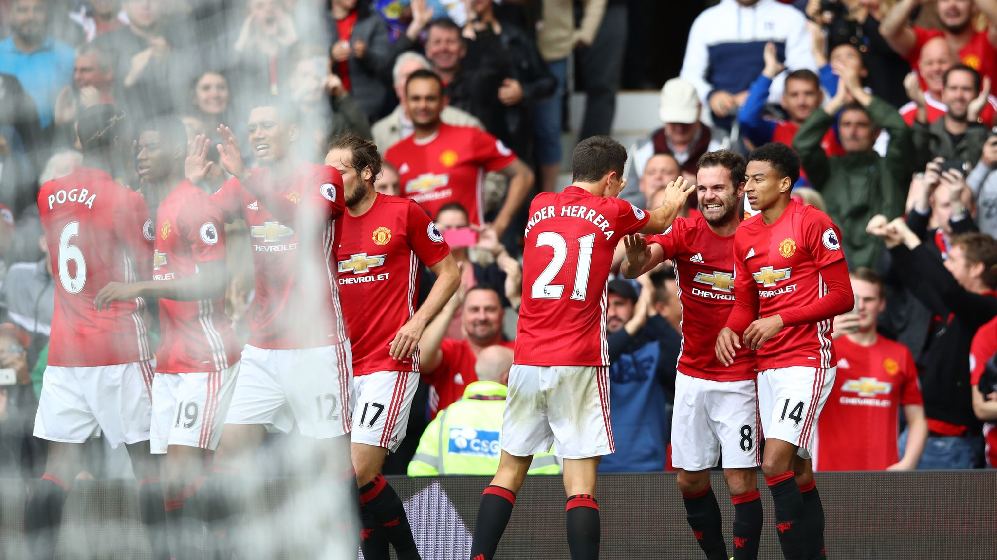 Manchester United sell more shirts than any other club in world
