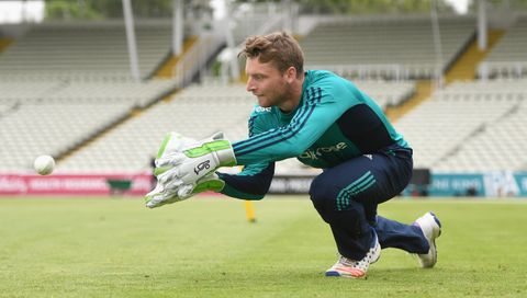 Jos Buttler hopes to play in the Ashes