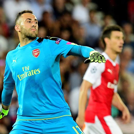 Ospina: CL proved my value