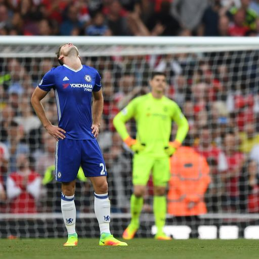 Chelsea defensive crisis?