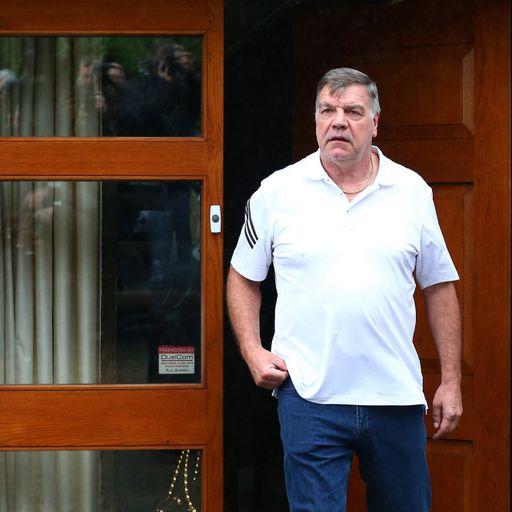 FA considers Allardyce options