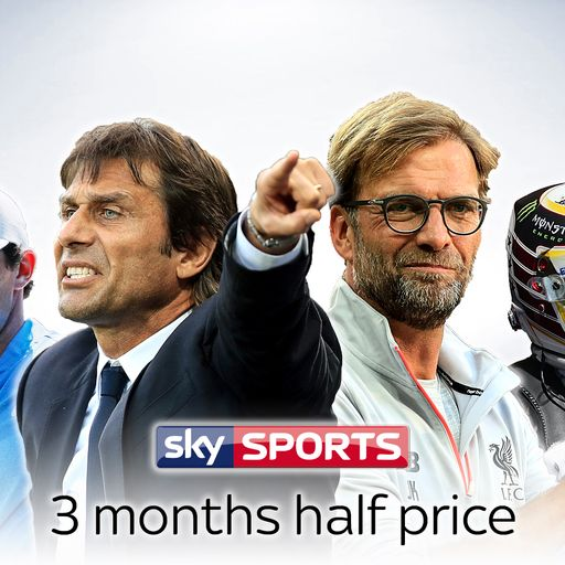 Three months' half-price Sky Sports