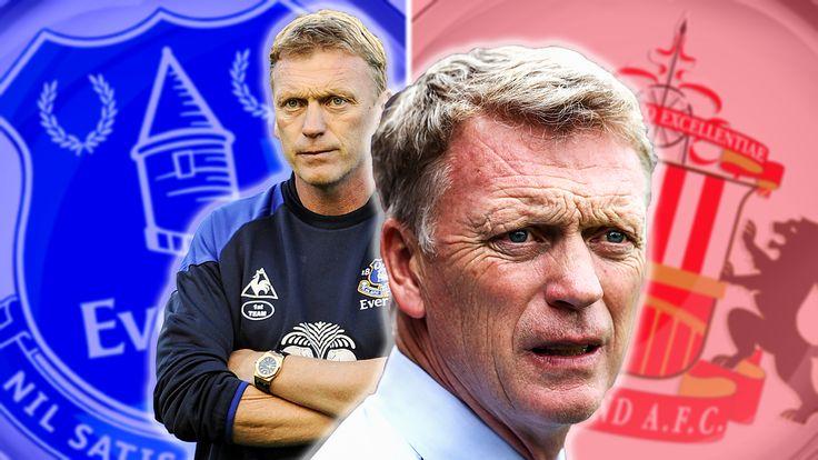 Former Everton and current Sunderland manager David Moyes