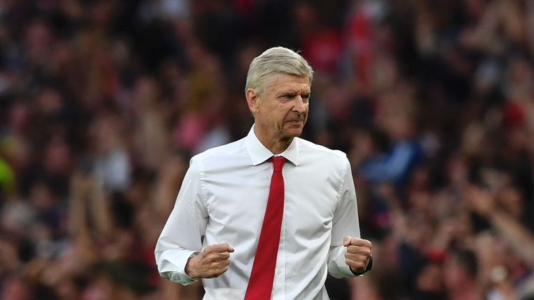 Can Wenger strengthen his and Arsenal's claim for the Premier League title?